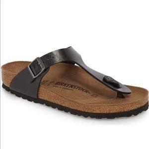 Birkenstock Gizeh Birko-Flor Sandals size 40